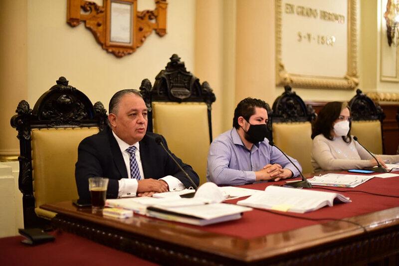 Cabildo poblano acuerda pagar 26.6 millones de pesos a particular afectado por gobierno de Luis Paredes