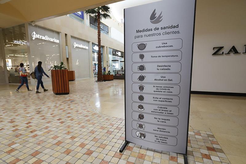 Autorizará Gobierno del Estado ampliación de horario en centros comerciales
