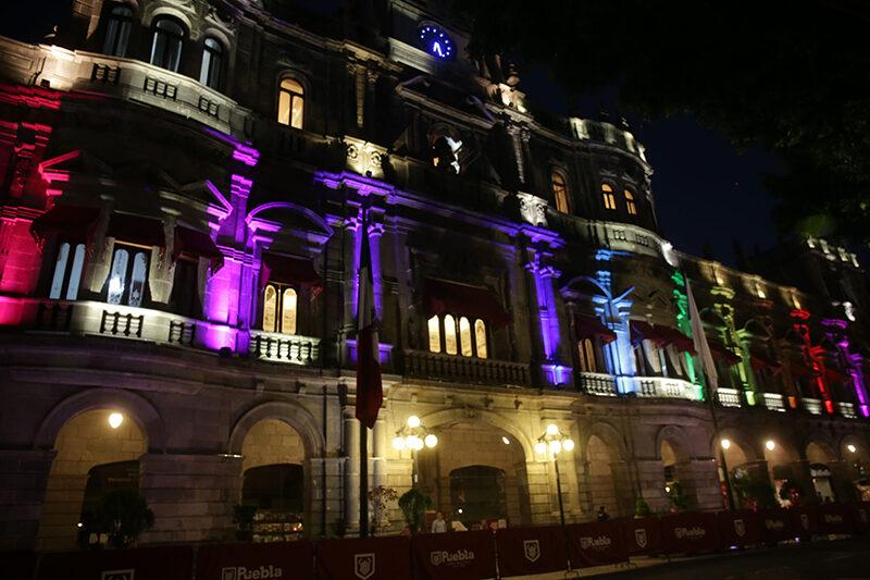 Reabre la Galería del Palacio Municipal con protocolos sanitarios