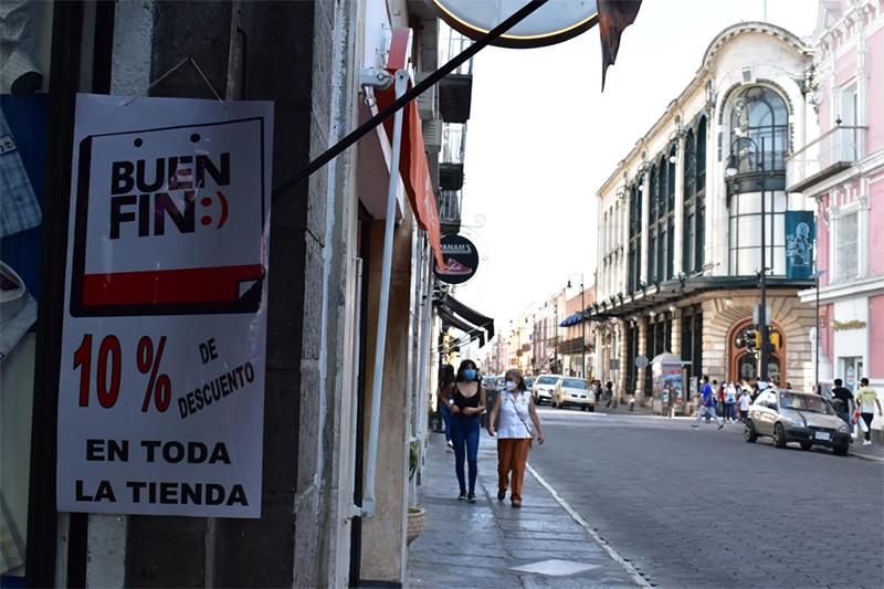 Ventas en «El Buen Fin» beneficiarán a micronegocios en Puebla Capital: Sedeco