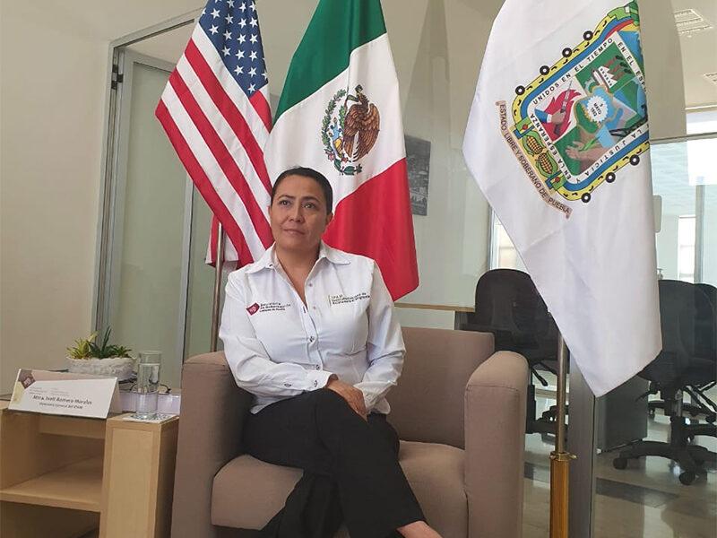 Comunidades migrantes exigen la salida de la directora del Instituto Poblano de Asistencia al Migrante