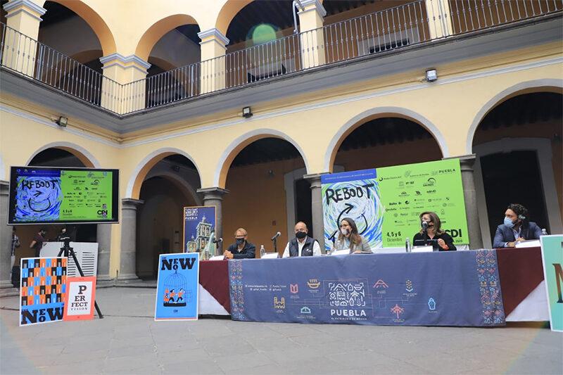 Preparada Puebla para recibir la décimo tercera edición de «La Ciudad de las Ideas»
