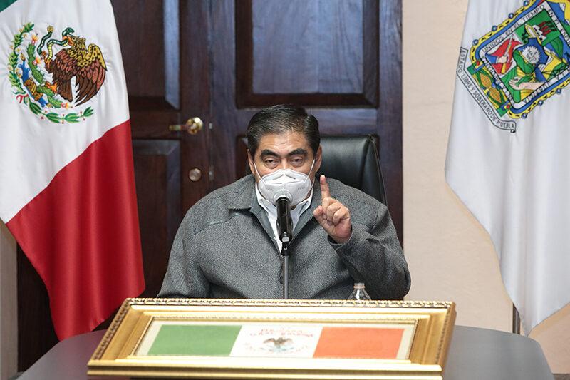 Barbosa recomienda a políticos no adelantar actos de proselitismo