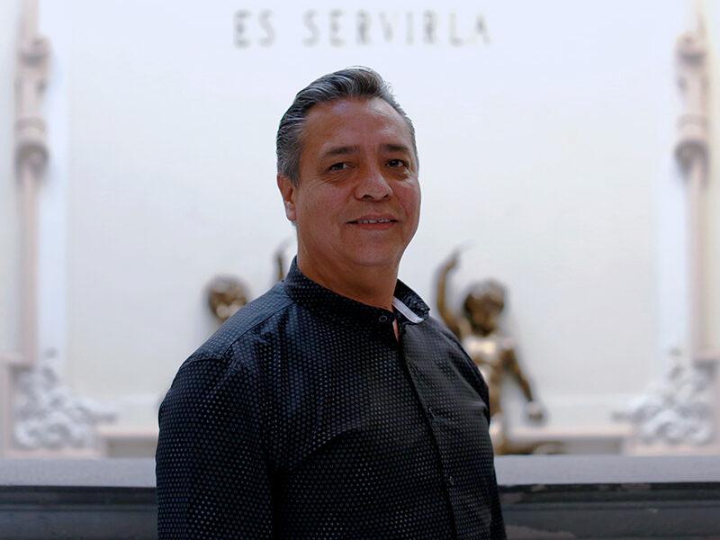 Marco Antonio Márquez Montiel asume despacho de Industrial de Abasto