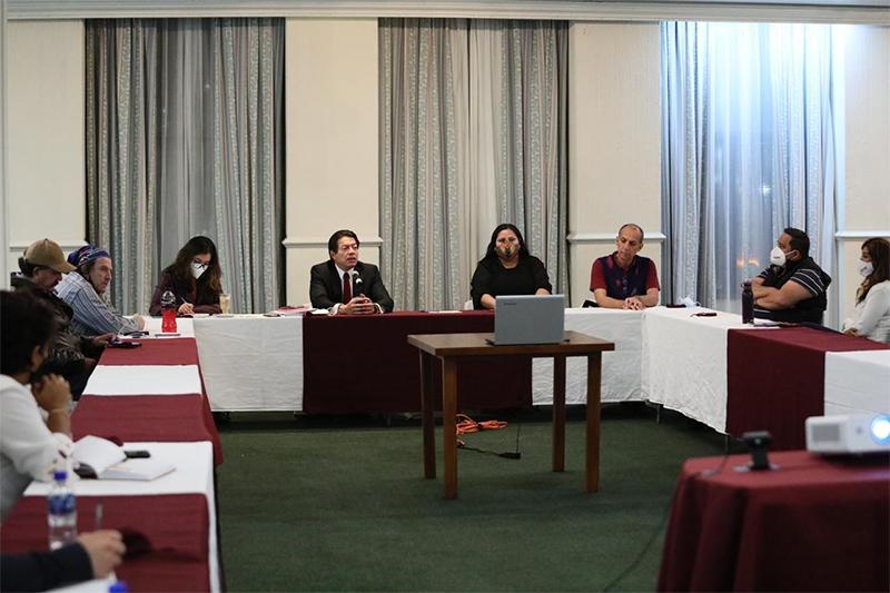 Carlos Evangelista propuso que se integre al gobernador Barbosa al Consejo Consultivo de Morena