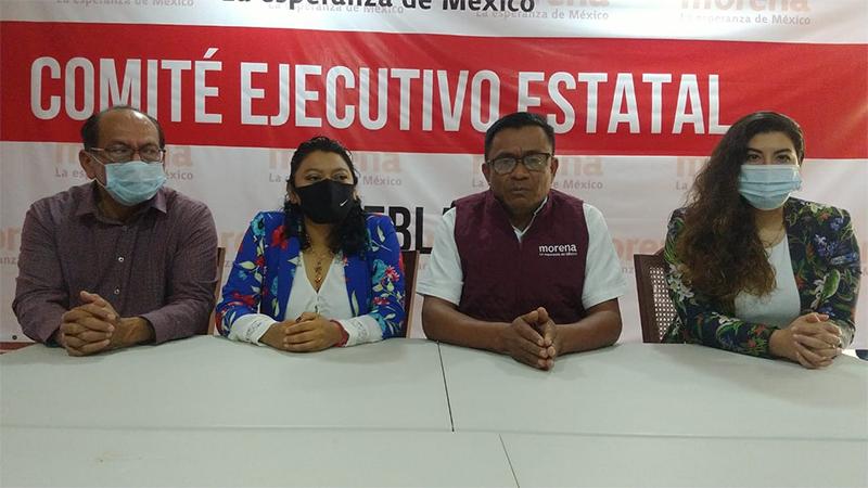 Más del 50% de la entidad ya fue recorrida por el CEE de Morena; aumenta militancia y adhesiones al proyecto de la 4T