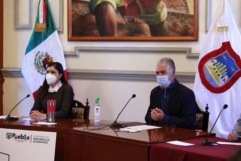 Ayuntamiento de Puebla impulsa a comercios para participar en Buen Fin; recomienda a ciudadanía compras responsables