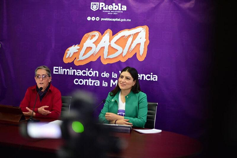 Ayuntamiento de Puebla lleva a cabo mesa de diálogo en materia de derechos de las mujeres