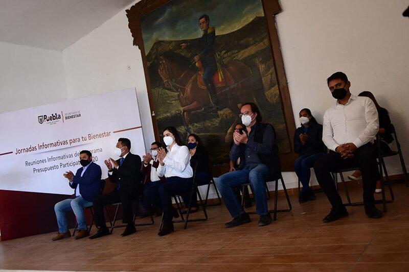 Con ampliación de 60 millones de pesos, Ayuntamiento de Puebla realizará más obras del Presupuesto Participativo 2020