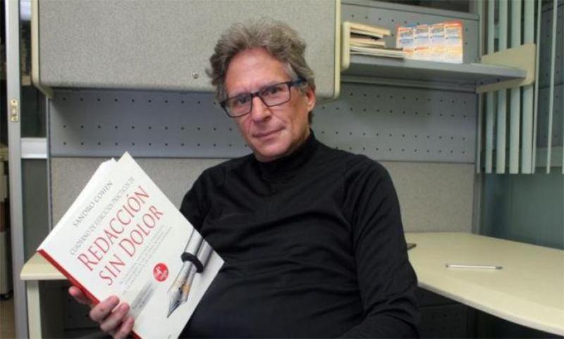 Sandro Cohen deja imprescindible legado literario y académico a México