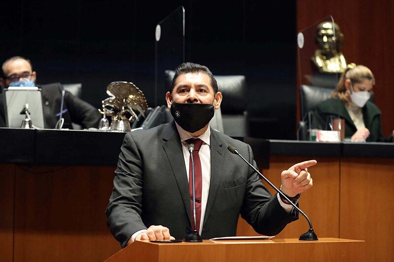 Alejandro Armenta destaca reformas legislativas prioritarias para el combate a la corrupción