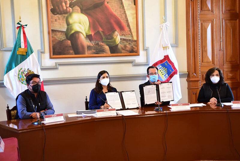 Puebla y Tapachula se hermanan para establecer mecanismos anticorrupción